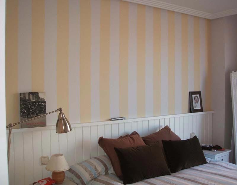 Dormitorios - Habitaciones con friso ...