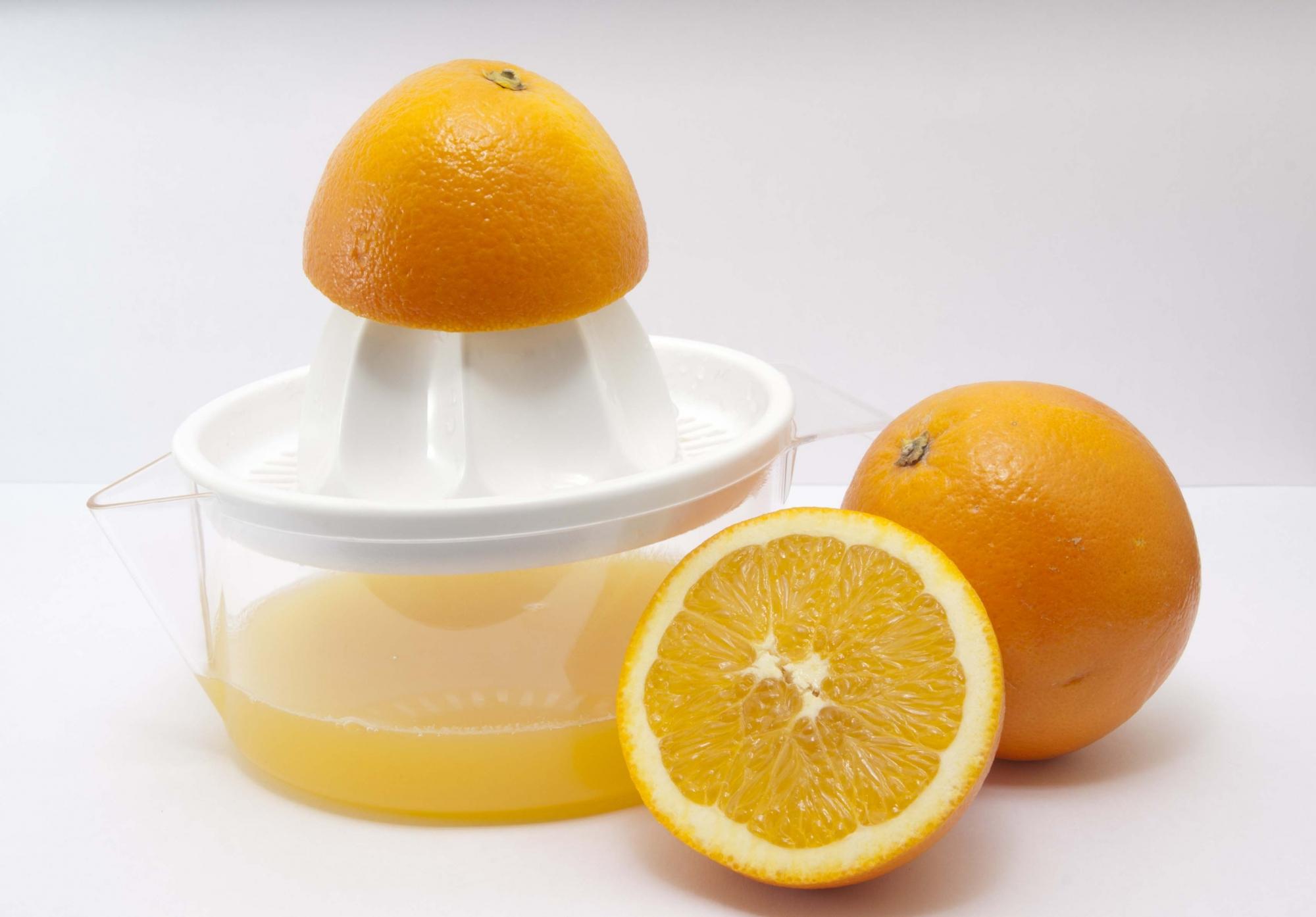 Zumo Directo Naranja